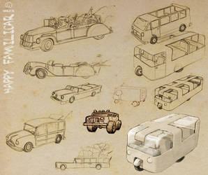 Happiness - car concepts