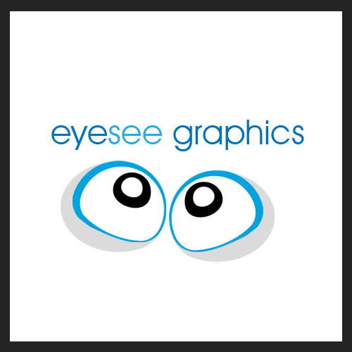 eyesee graphics logo by eLegant04