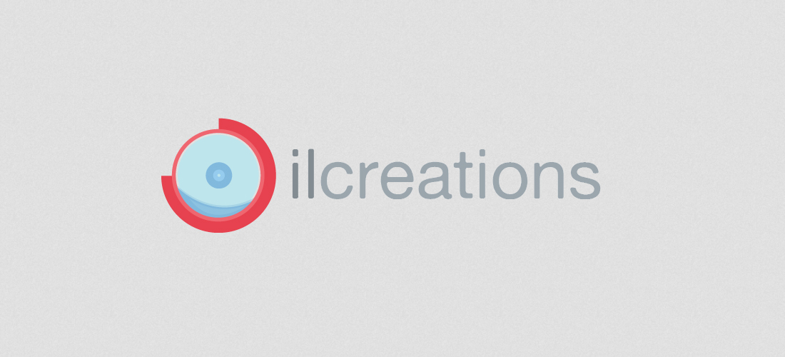 ilcreations logo 2011 by eLegant04