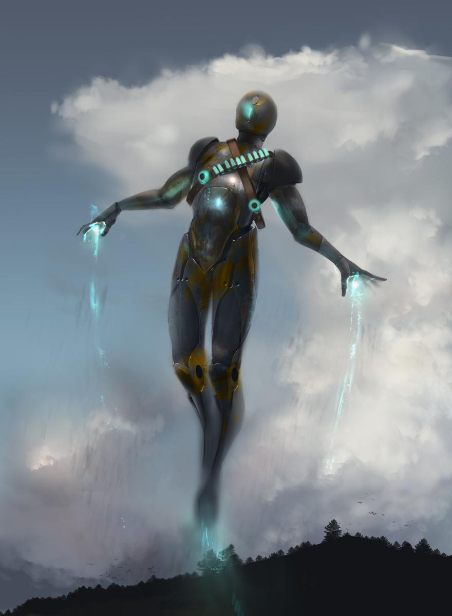 Skysoldier by DeerandFox