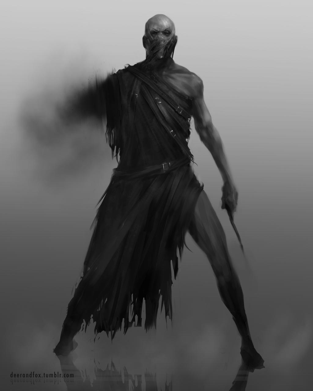 Sorcerer by DeerandFox
