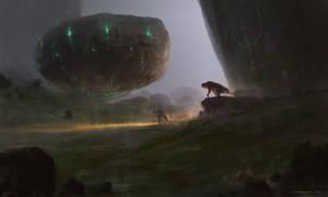Migration by DeerandFox