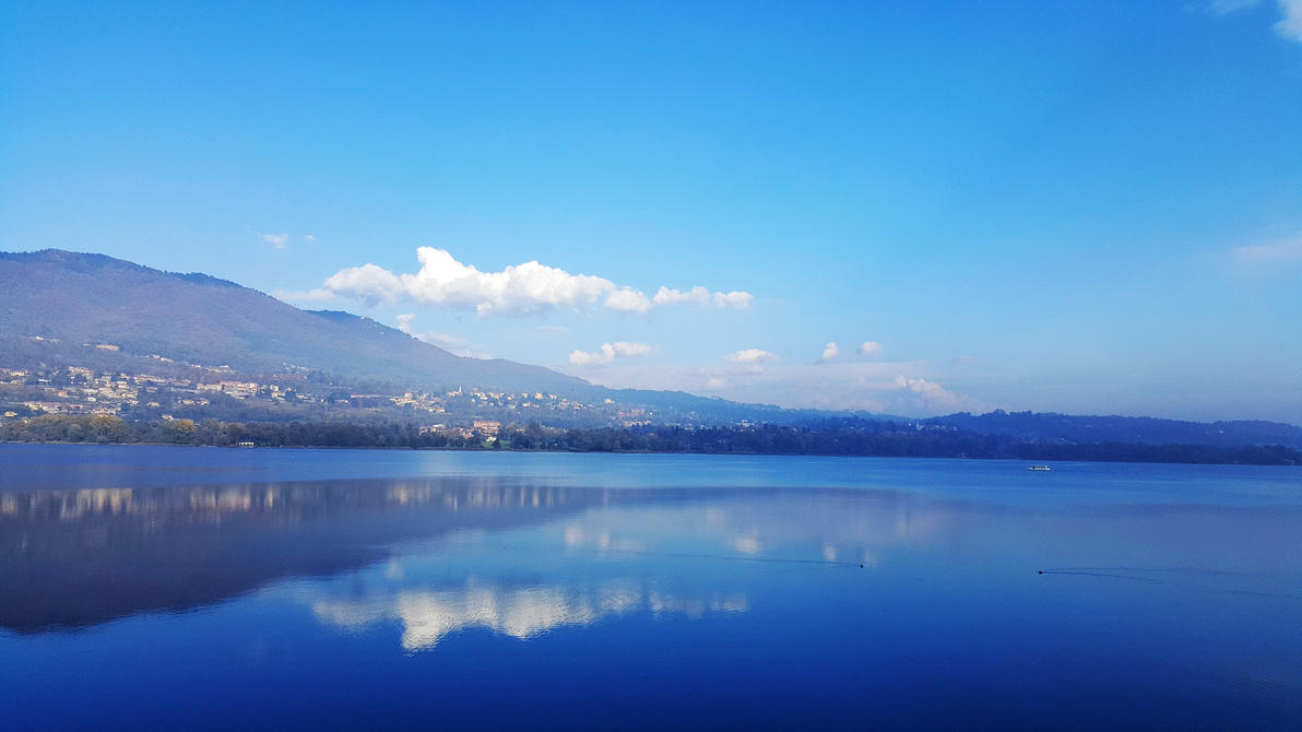 The Blue Reflection... by persianpop