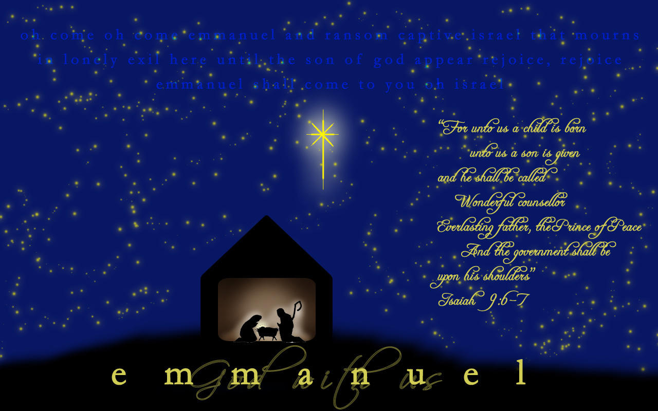 For Unto Us a Child Is Born by Ariniel on DeviantArt