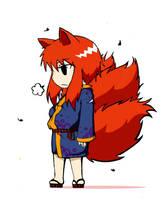 Haku-chan by LuckyEd