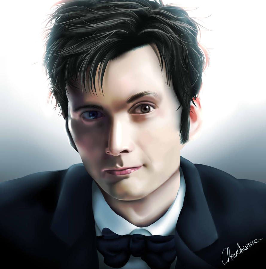 David Tennant - Voyage of the damned by Chouchanna