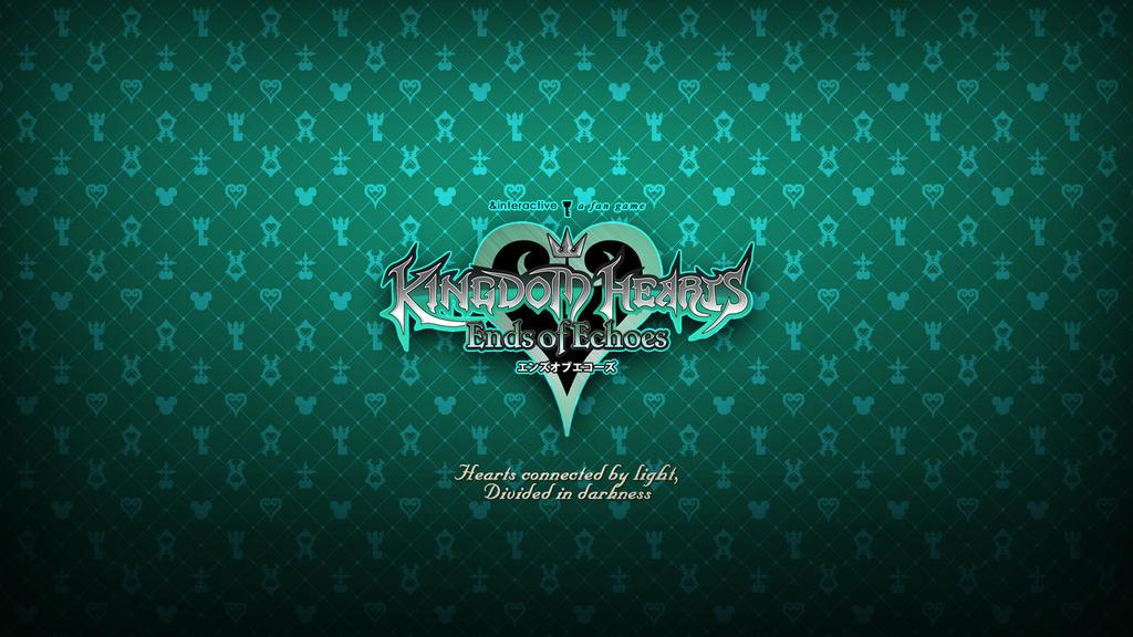 Kingdom Hearts Ends Of Echoes Wallpaper By Dj1nnsgr1mo1r3 On Deviantart