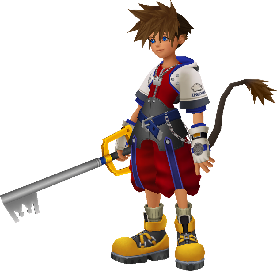 What If Sora Really Did Look Like This All Along General Discussion KH13com Forum KH13