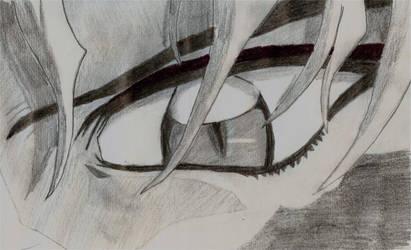 Inu No Taisho - eye