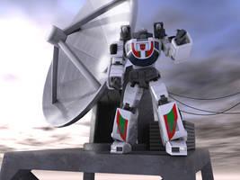 Transformers: Wheeljack by georgetremarco