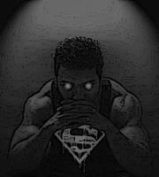 Superman by saifuldinn