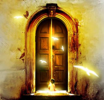 The door of dreams by shamsi4ever