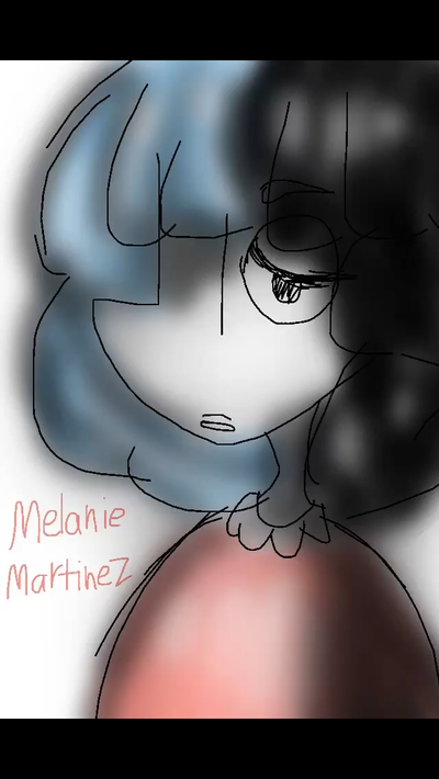 Melanie Martinez sketch  by MissLivy030