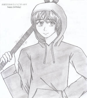 Jack Frost - Happy B-day Nii-chan:D