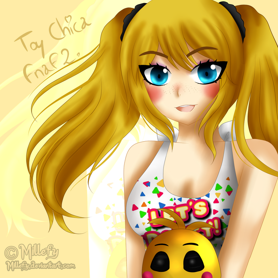 Chica Toy Chica Favourites By Goldenafro On Deviantart: 2016 By Millefy On DeviantArt