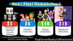 RenKunOfParchment's Commission Sheet (OPEN!) by RenKunOfParchment