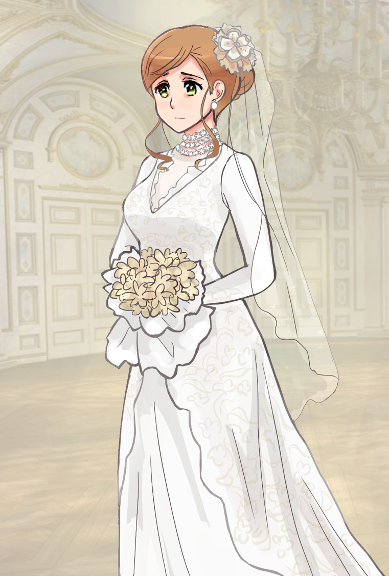 Reluctant Bride By Maybebaby83 On Deviantart
