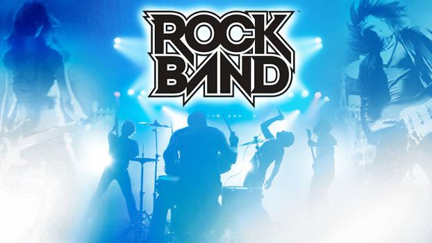Rock Band Billboard
