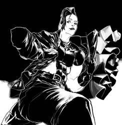 Dark Avenger Daken