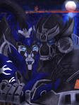 Ironhide X Chromia
