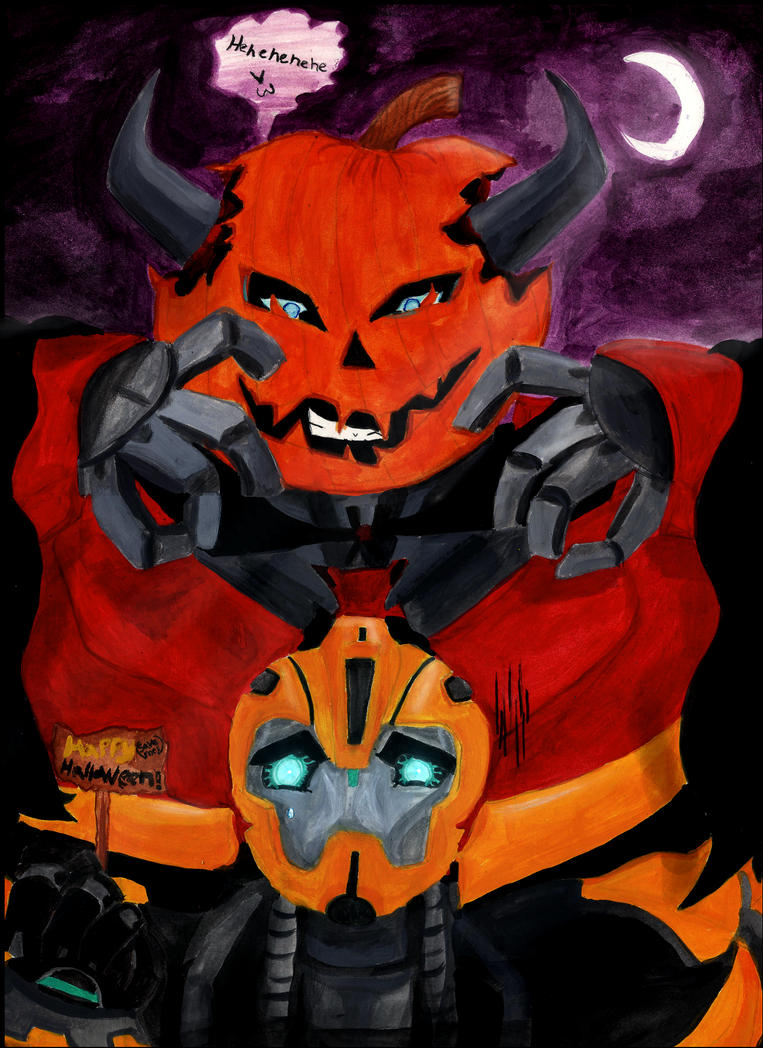 This is Halloween '12 by bumble218