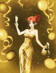 Golden New Year