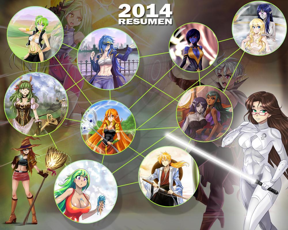 Resumen 2014 Summary by opcrom
