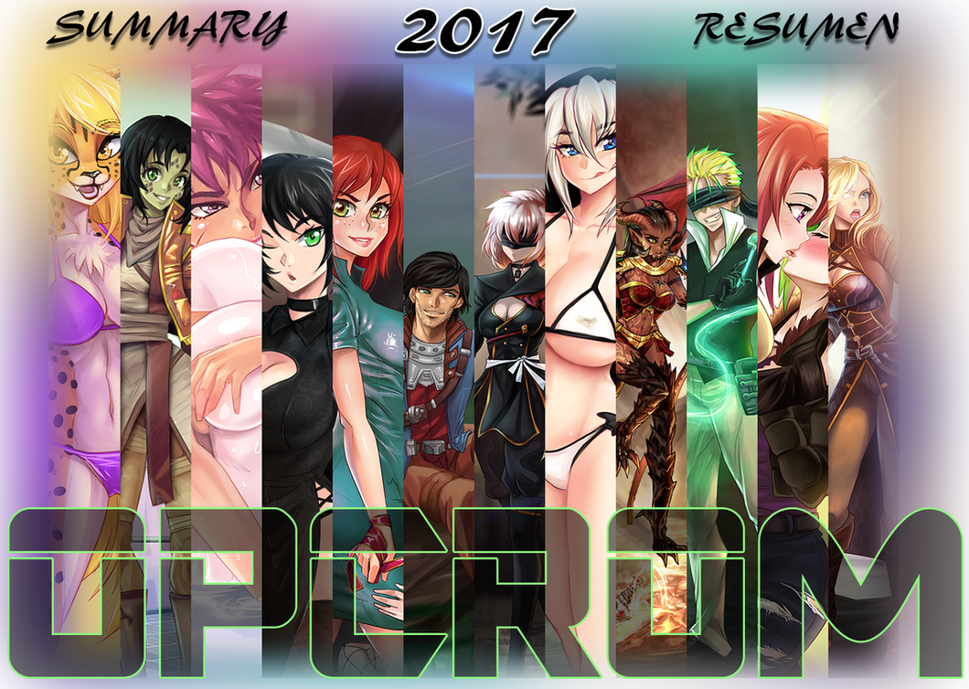 2017 summary by opcrom