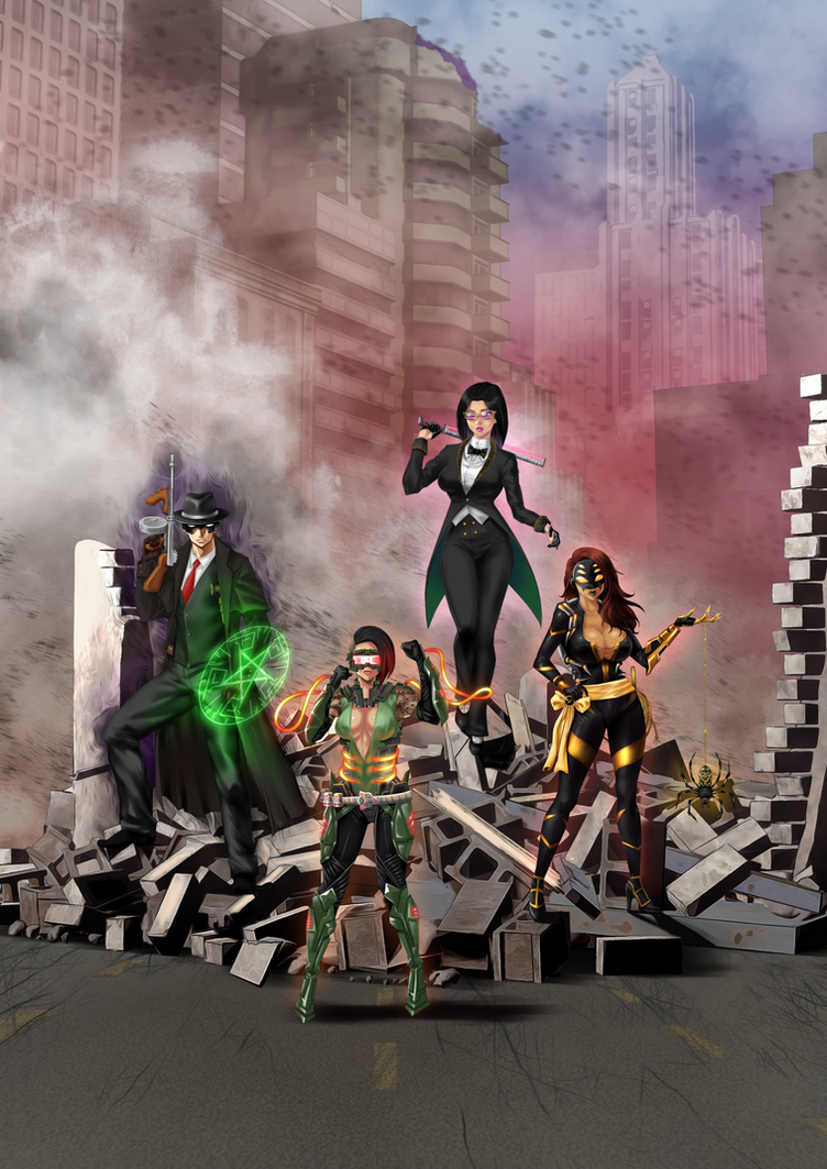 Heroic group by opcrom