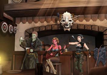 Taverna by opcrom