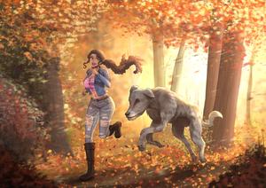 Fall playing