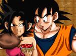 Caulifla x Goku - Stingy Saiyan