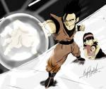Gohan Intervenes - Dragon Ball Super