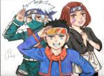 Team Minato by Princessnikoru
