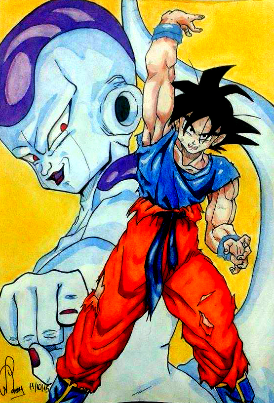 Papier peint dragon ball decoller du carrelage mural for Decoller du carrelage