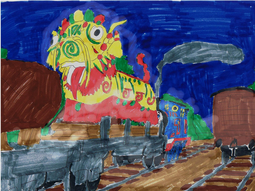 The Chinese Dragon By Meganekkoplymouth241 On Deviantart