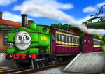 Favorite Thomas Eps #8 - Duck and the Slip Coaches