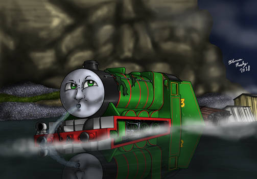 Favorite Thomas Episodes #6 - Something in the Air