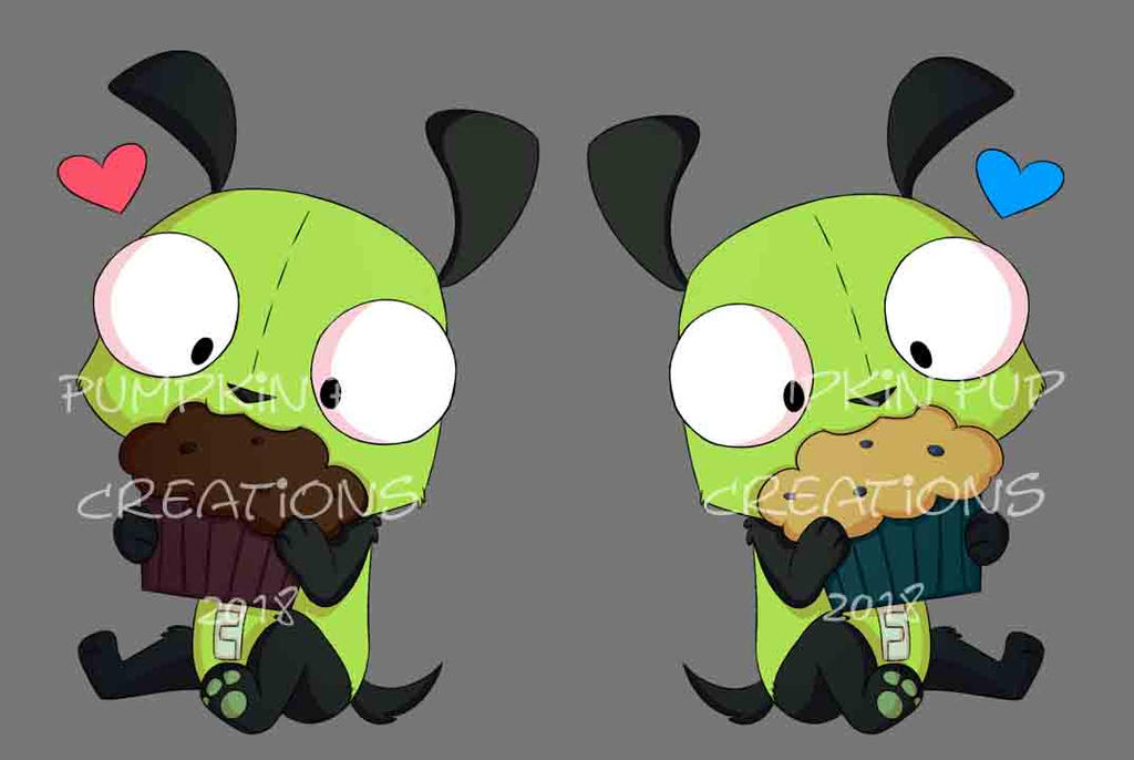 GIR Charms by Asp3ll