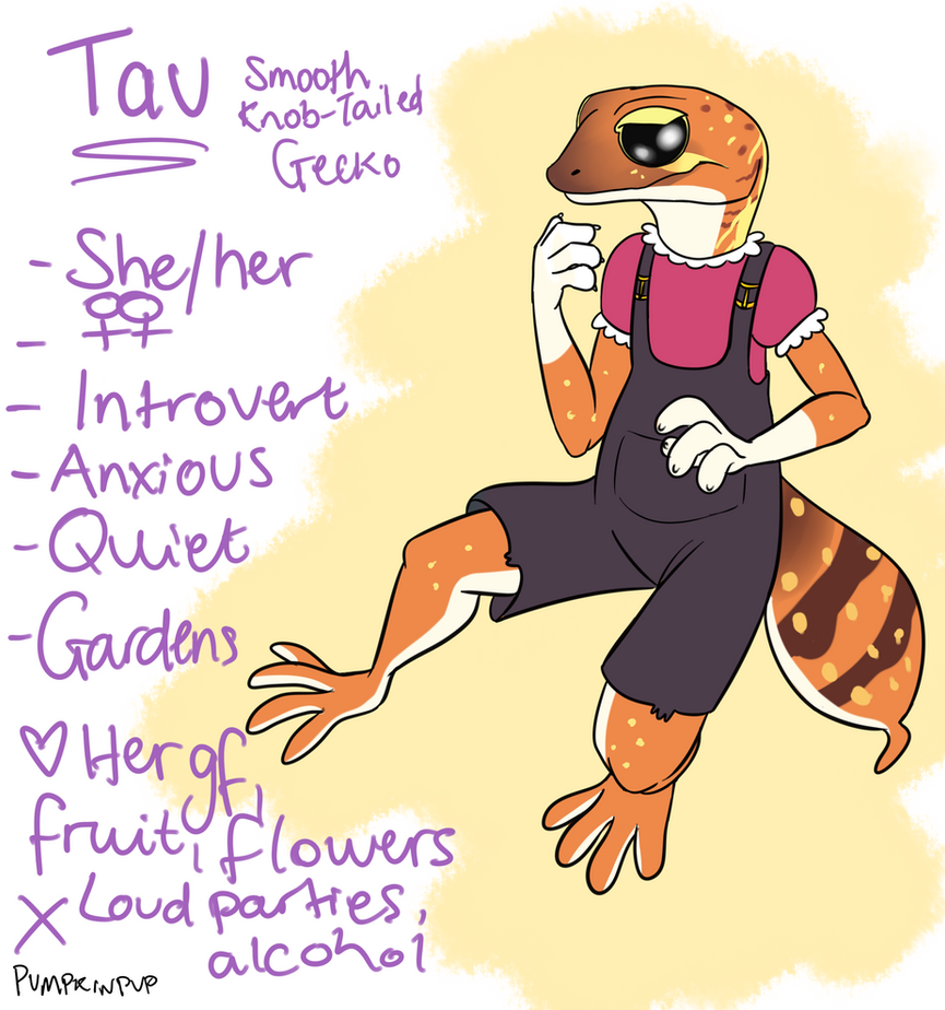Tau Reference by Asp3ll