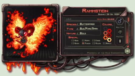 PKMN Ref - Rammstein [47] by Baals-Baby