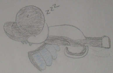 :GA: Sleepy Azoshi by TylorTheHedgehog