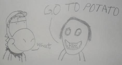 :GA: Go To Birthday by TylorTheHedgehog