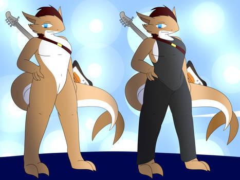 Jason Rel - Sharkdragon Bassist