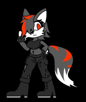 Bad B*tch Fennec Fox Daria