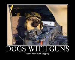 Dog motivator by danzilla3
