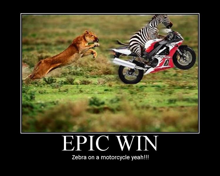 Epic Win by danzilla3