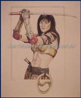 Samari Xena by Unicorn001