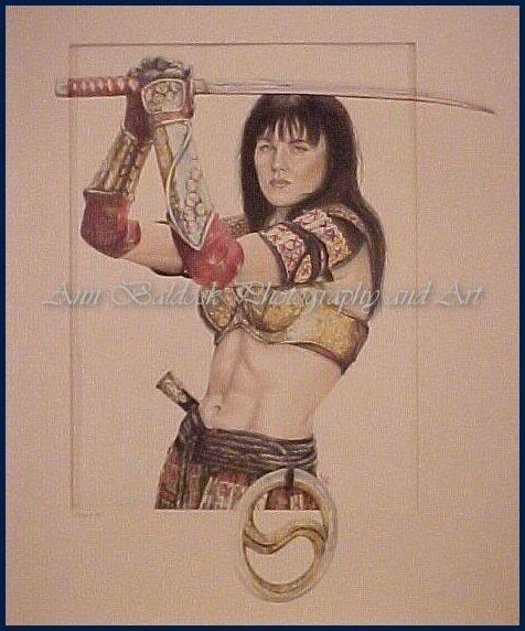 Samari Xena by Unicorn001