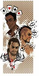 Far Cry boys by Cobra98